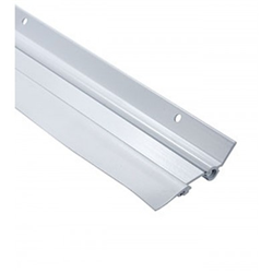Automatic Weather Seal Door Sweeps - White