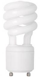 TCP SpringLamp CFL 13 Watt (60W) Spiral GU24 Warm White (2700K)