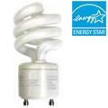 13 watt TCP GU24 41K Springlamp (60 watt replacement)
