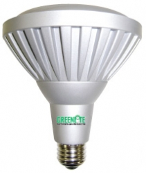 Greenlite LED 11 Watt (70W) Dimmable PAR38 Warm White (3000K) (25° Beam Angle)