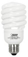 Feit EcoBulb® Plus 3-Way CFL 12-21-32 Watt (50/100/150W) Spiral Warm White (2700K)