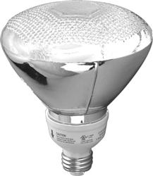 TCP CFL 19 Watt (85W) PAR38 Flood Warm White (2700K)