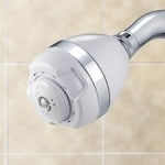 AM Conservation Spoiler Showerhead (White)