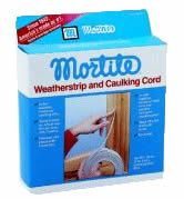 Mortite 90' Brown Rope Caulk
