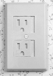 Cardinal Outlet Covers (Ivory)