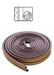 M-D Medium Gap EPDM Window Weatherseal (Brown)