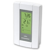 Aube Indoor/Outdoor Thermometer