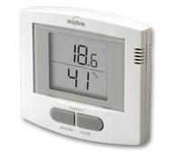 Aube ThermoHygro Thermometer