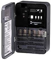 Intermatic® Electronic Time Switch (120V)
