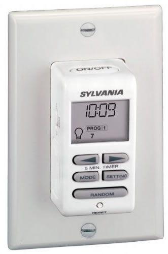Digital Light Switch Timer: ,Lighting