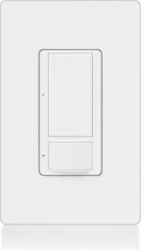 Lutron Occupancy-Sensing Wall Switch (White)