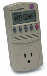 Kill A Watt™ Electricity Monitor