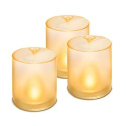 Luci Candle Trio (3-Pack)