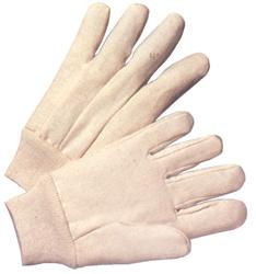 White Cotton Gloves - 12 Pack