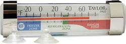 Taylor Refrigerator Thermometer - 40F to 60F