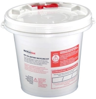 Veolia ES Battery Recycling Pail