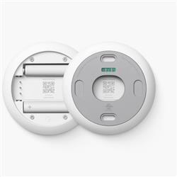Google Nest Programmable Smart Wi-Fi Thermostat (Snow)