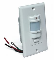 Hubbell Occupancy-Sensing Wall Switch - White