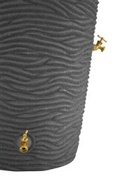 Impressions 50 Gallon Palm Rain Saver - Dark Granite