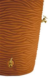 Impressions 50 Gallon Palm Rain Saver - Terra Cotta