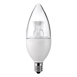 LED Candelabra Lamp - 5 Watts