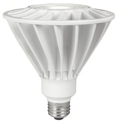 TCP LED 17 Watt (90W) Dimmable PAR38 Warm White (2700K)