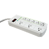Niagara 8 Outlet Energy Saving Surge Protector