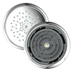 Healthguard Showerhead (Chrome) 1.5 gpm by Niagara Conservation
