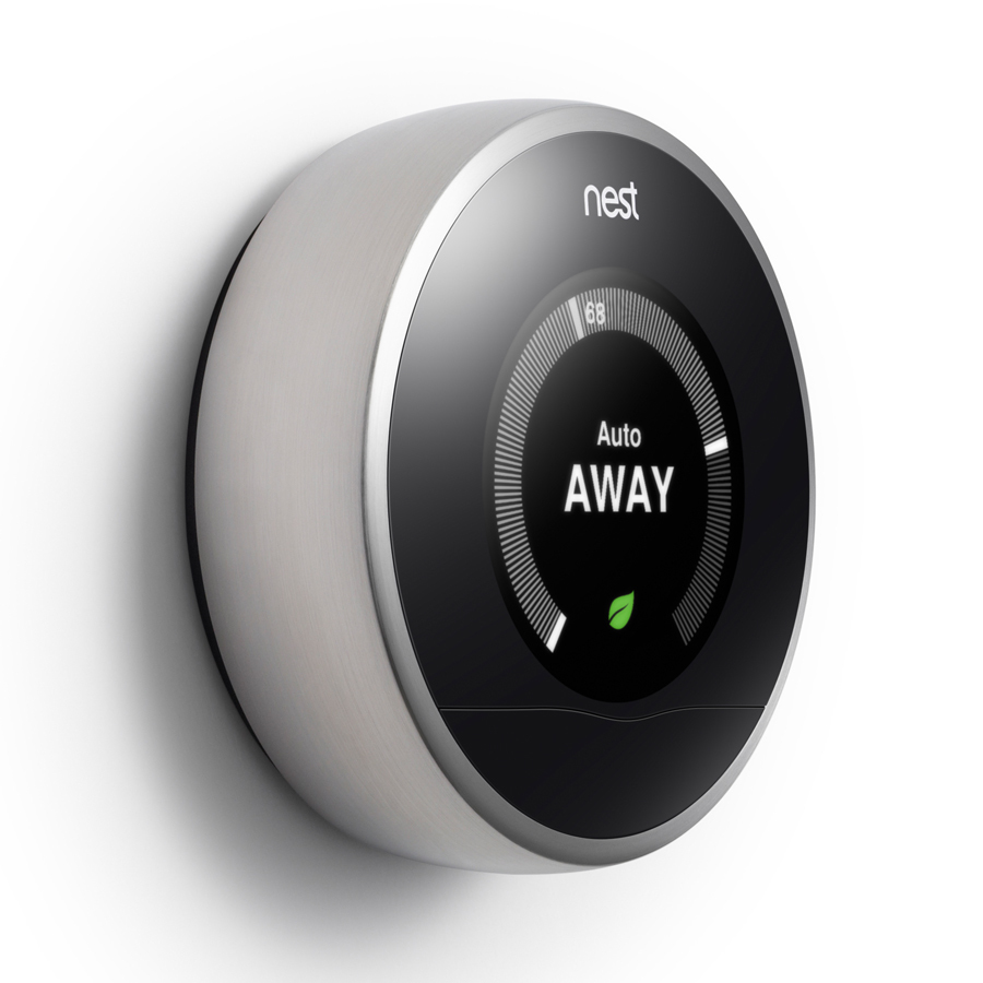 nest learning thermostat 2nd generation. Black Bedroom Furniture Sets. Home Design Ideas