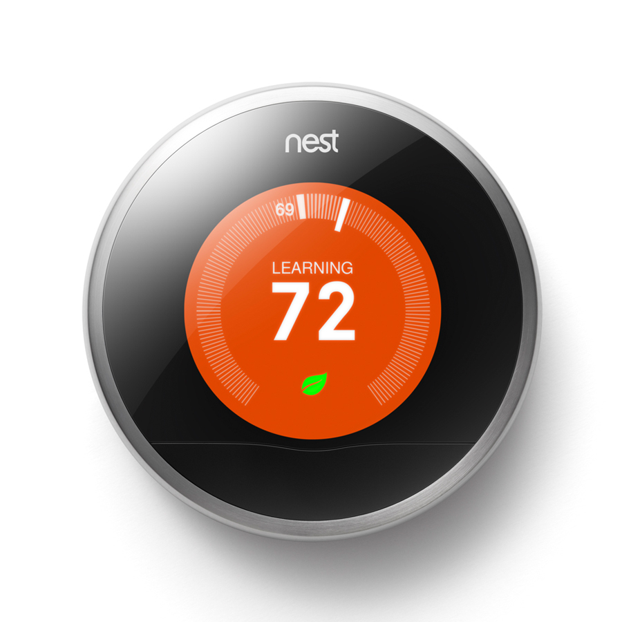 Nest learning thermostat 2nd generation - Nest learning thermostat ...