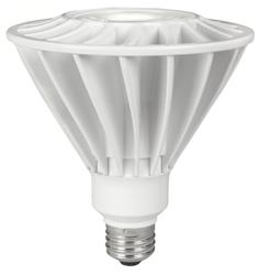 TCP LED 17 Watt (90W) Dimmable PAR38 Warm White (3000K)
