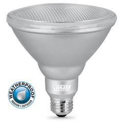 Feit LED 16.5 Watt (120w) Dimmable Weatherproof PAR38 Warm White (3000k)