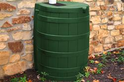 Rain Wizard 40 gallon - Green