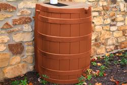 Rain Wizard 40 gallon - Terra Cotta
