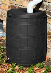Rain Wizard 50 gallon - Black