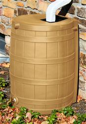 Rain Wizard 50 gallon - Khaki
