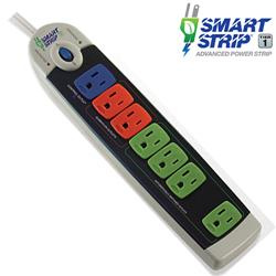 BITS Smart Strip Power Strip - 7 outlet