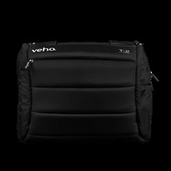 Veho VNB-001-T2 Hybrid Super Padded Bag with Rucksack / Backpack Option for Laptop / Notebook (MSRP $79.95)