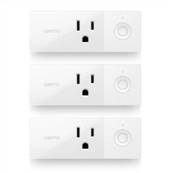 Belkin WeMo Mini Smart Plug Bundle 3-Pack