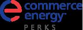 Commerce Energy Perks Logo