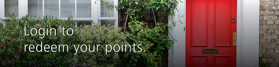 Login to redeem your points