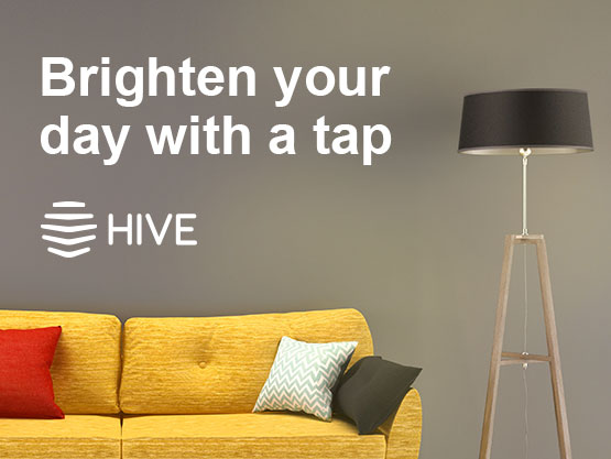 Hive Active Bulb and Hub Bundle