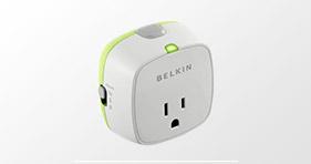 Belkin Conserve Socket
